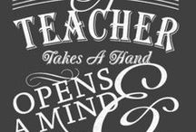 Teacher Appreciation Week Ideas / Gifts for the favorite teacher/librarian in your life.