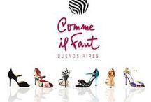 """My """"Comme il Faut"""" tango shoes"""