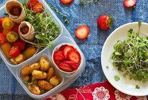 Eatin on the go / by Olivia Jones
