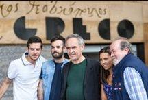 Ferran Adrià #SaboreaGreco / El cocinero catalán ofreció una charla magistral dentro del programa gastronómico Saborea Greco.
