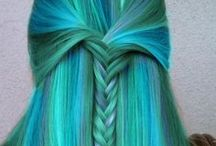 Awesome Hairstyles / Cuts and colors and braids and stuff :)