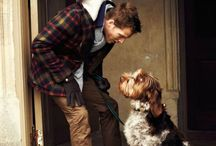 Fashion: Country Men's Style / Country men's style country life plaids denim etc.