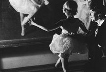 Ballet / The beautiful classical world of dance.  Dance like nobody is watching...