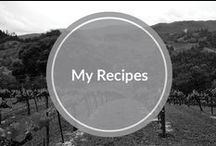 My Recipes / A collection of delicious recipes by me!!