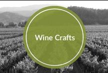 Wine Crafts / Amazing wine bottle and wine cork crafts!