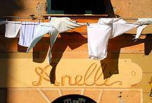 Clothes line / Laundry