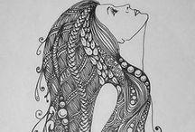 Droodle / doodle