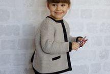 Sweterek Hendy One Girl / Ręcznie robione sweterki na drutach.