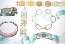Jewellery/Tutorial / by Aline Vecino