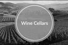 Wine Cellars / Who doesn't appreciate an amazing wine cellar?