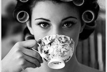 Coffee or tea dear?