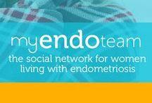 MyEndometriosisTeam / Join the social network for women living with endometriosis: MyEndometriosisTeam.com #endometriosis #endo #endosisters