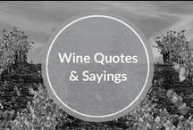 Wine Quotes & Sayings / play on wine