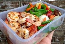 Lunch Meal Prep /