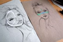 "m a t e r p i e c e / Graphics // Drawings // Paintings  - α ωσяℓ∂ ωιтнσυт αят ιѕ ʝυѕт ""єн"""