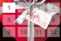 Christmas Balloon Ride Gifts / Let someone special #UnwrapAnAdventure this Christmas and give them an incredible story to tell in 2017 with our hot air balloon ride gift packages - http://www.virginballoonflights.co.uk/product-category/christmas-gift-packages/