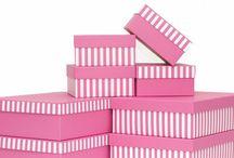 Nuestros productos!  / Cajas con diseño, más de 200 medidas, colores, papeles y materiales. Terminaciones de calidad!
