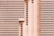 Photography: Finding Grids and Organization in the World / Gridded architecture