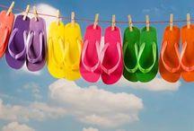 Een kleurrijke zomer
