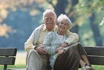 Thema: 'Bij opa en oma'.