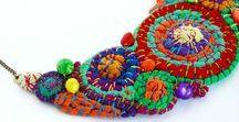 Handmade Knit Felt