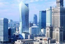 Varsovie | Warszawa | Warsaw | Varsovia | Warschau