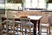 Country Nooks / Add some California country comforts to the smaller corners of your home.