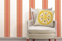 Wonder Walls / Kick up the volume on your West Coast walls with non-traditional treatments and decorating tips.