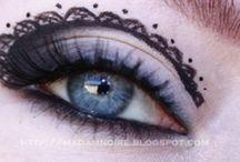 Look / Make-up / E y e s.