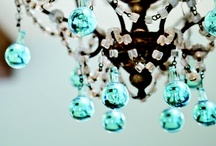 Light Fixtures / A selection of interesting and beautiful light fixtures, lamps, and chandeliers.