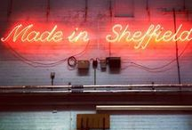 Sheffield / Martha from martha and hepsie is based in Sheffield, here's a selection of images of Sheffield we love.
