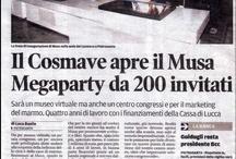 MuSA Press / MuSA - Virtual Museum of Sculpture and Architecture in Pietrasanta