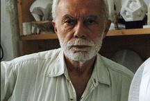 """Claudio Capotondi / """"L'artigiano pietrasantino è una figura indispensabile all'artista che con la sua maestria e le sue capacità riesce a trasferire nella materia la forma ideata dall'artista"""""""