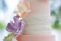 Beautiful Wedding Cake Inspiration