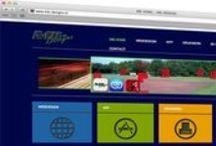 WEBDESIGN / Op maat gemaakte creatieve websites die het beeld van het bedrijf goed weergeven en het product of de dienst optimaal plaatsen.