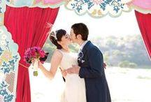 { WEDDING INSPIRATION IDEAS} / De jolies inspirations pour que notre joli jour soit parfait! Bonne visite!