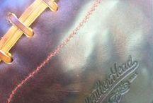 Medicine Balls / Handmade 12lb and alb Medicine Balls. Can be customized ! go to Leatherheadsports.com