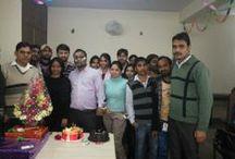 ACSIUS Foundation Day + Arun Sir B'day Celebration / ACSIUS 2nd Foundation Day + Arun Sir B'day Celebration.