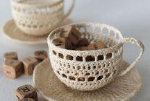 Knitting+ crochet