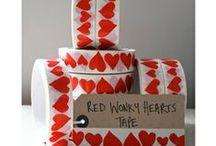 Valentine's 2014 / Valentine's designs and a bit of inspiration!