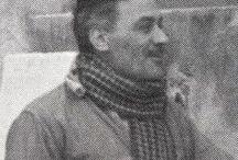 Leonida Parma / Nell'immediato dopoguerra apre uno studio a Pietrasanta, frequentato da artisti come Sergio Signori, Lorenzo Garaventa, Marino Marini, Barbieri. E' tra i primi artisti ad usare il disco diamantato e il frullino