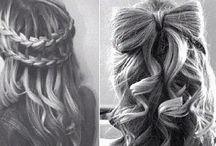 Beauty <3 / Hair Make up and Nails / by Snowflake_Brad