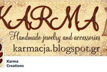 Karma handmade creations / www.karmacja.blogspot.com