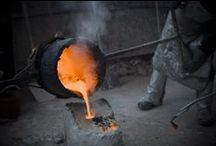 """Bronzarte / Bronzarte realizza opere d'arte in bronzo, copie, ingrandimenti di ogni misura e riduzioni a partire da modelli o immagini, riproducendo fedelmente dettagli e particolari grazie alla tecnica della """"cera persa"""""""