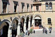 Le sedi del Coris / Tra Via Salaria 113 e Via Principe Amedeo 184: le aule, i cortili e, soprattutto gli studenti del Coris.