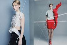 Inspiring Ideas / architecture, art , design, fabric manipulation