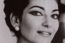 Maria Callas / The Opera Singer. The Soprano. The Star.
