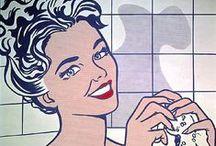 Roy Lichtenstein / Pop Art Master