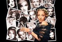 Marlene Dietrich (Colori) / Marlene Dietrich colorized photos