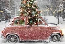 { CHRISTMAS TREE IDEAS } / Pas d'idées cette année pour le sapin? Ici il n'y a plus qu'à choisir...